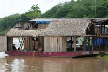 Hausboot der Goldwäscher