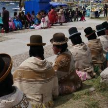 heute nur gwundrige Cholitas