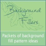 Packets of Background Fill Patterns
