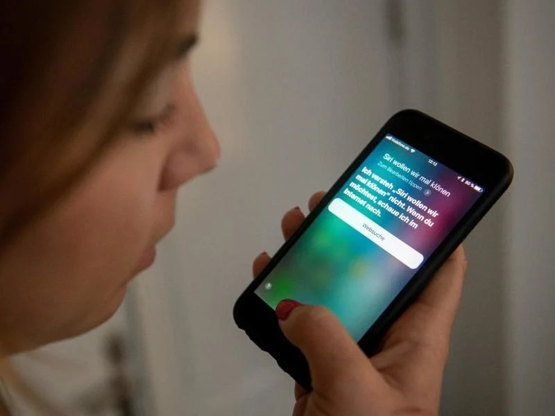 Digitale Assistenten Siri Soll Spassiger Und Launiger Werden