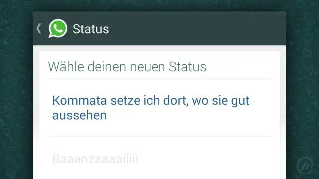Whatsapp Status 280 Schone Kurze Lustige Coole Spruche