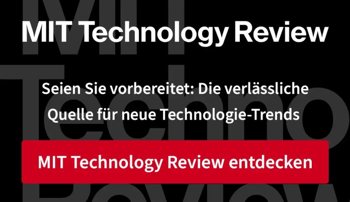 More from Technology Review