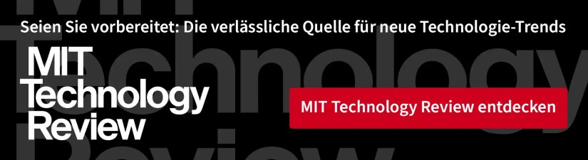 En savoir plus sur Technology Review