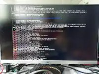 For many current Linux distributions, the system boot fails with the Ryzen 3000.
