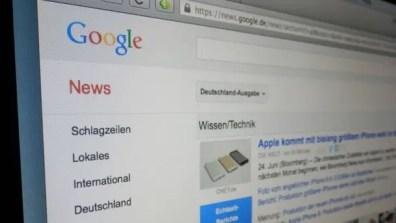 Leistungsschutzrecht: Verleger fordern weiter Millionen von Google