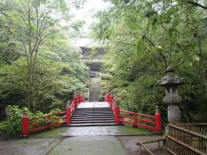仏頂和尚ゆかりの黒羽雲岩寺