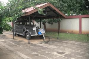 プレンペ2世の高級車