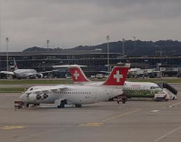 チューリヒ国際空港