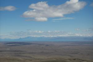 エル・カラファテのアルヘンティーノ湖