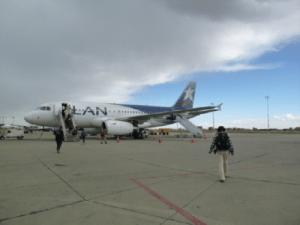 チリのラン航空