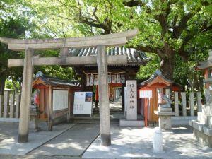 安倍清明ゆかりの信太の森神社