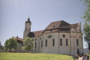 世界遺産のヴィース教会