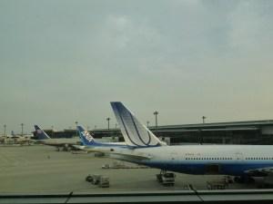 ホンコンの空港