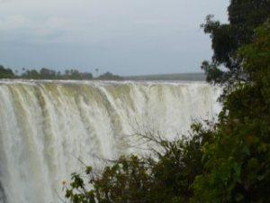 ビクトリアの滝
