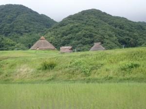 鉄器製造の五斗長垣内遺跡