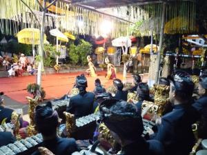 バリ島のガムラン音楽