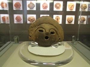 釈迦堂遺跡の土偶「しゃかちゃん」