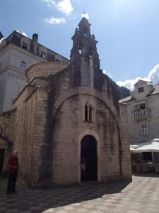 コトルの聖ルカ教会