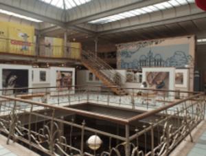 マンガ博物館Comic Museum
