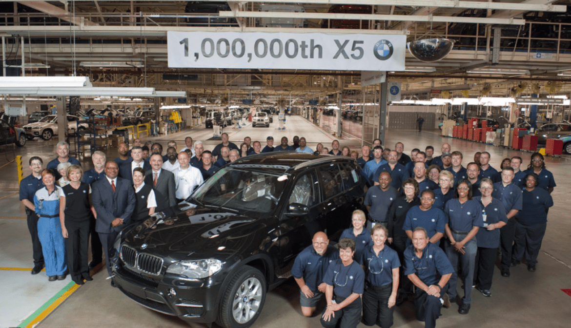 Dear South Carolina BMW Workers: Soon It Will Be Time To Do Your Patriotic Duty By Losing Your Job