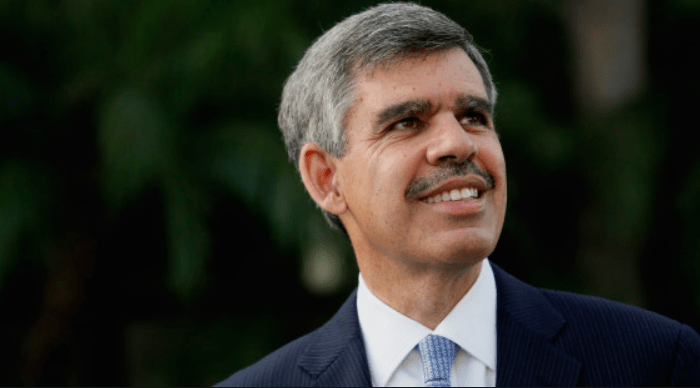 Mohamed El-Erian Reveals His 'Gut Feeling' On The Emerging Market Selloff In Interview With Goldman