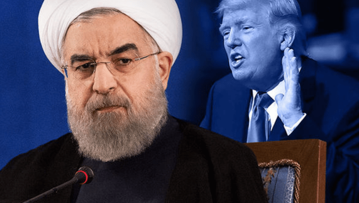 Iran Is Not Amused With Sanctions, Is Very Amused By Trump Protests In The U.K.