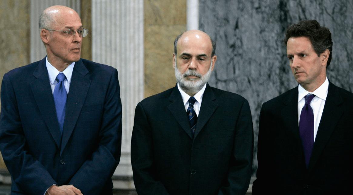 Preventing Another 'Armageddon': Bernanke, Paulson, Geithner Warn On Deficits, Regulation Rollback, Populism