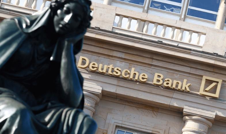 Christian Sewing 'Appreciates' Hudson Executive Not Thinking Deutsche Bank Is Lehman
