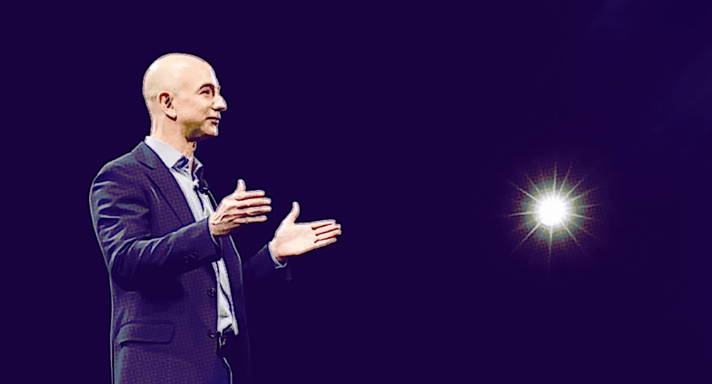Jeff Bezos And The Problem With The Child As Customer