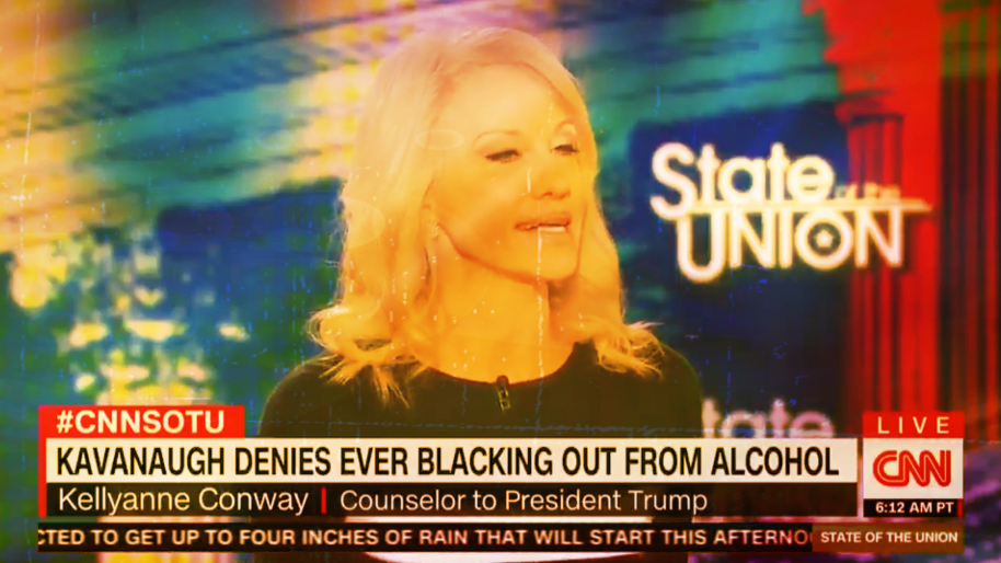 Kellyanne Conway Tells CNN She Is Victim Of Sexual Assault, Adding New Dimension To National Debate
