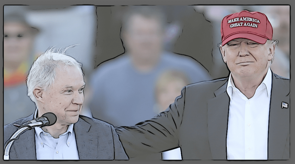 Trump Takes Sessions Attack To New Level: 'I Don't Have An Attorney General'