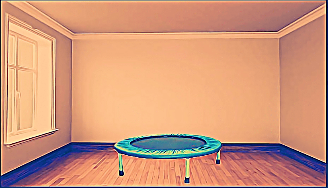 Rates Volatility And The Indoor Trampoline