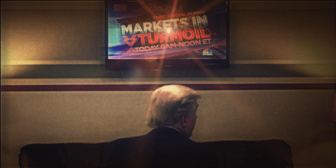 Trump Held Panicked Conference Call With Jamie Dimon, Others During 800-Point Dow Plunge
