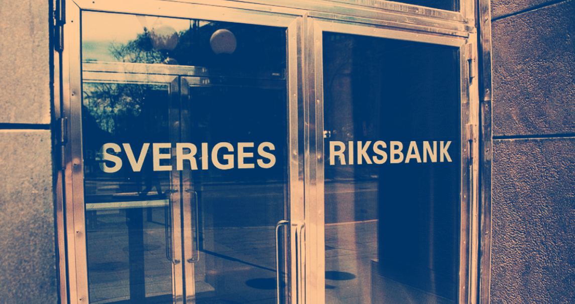 We're All Japan Now: Riksbank Edition