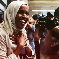 Trump Falsely Claims He's God's Economic Gift To Minnesota After Losing Mind Over Omar Airport Video