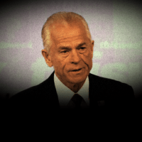 Peter Navarro Guarantees Bull Market 'Through 2020 And Beyond', Pre-Announces Fed Cuts On ABC
