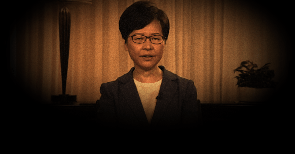 'Directly Responsible': Mnuchin Slaps Carrie Lam With Sanctions As US-China Tensions Soar