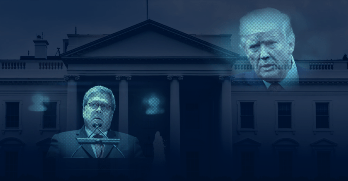 William Barr Flew Around The World Soliciting Foreign Governments For Dirt On FBI, CIA, Mueller Probe