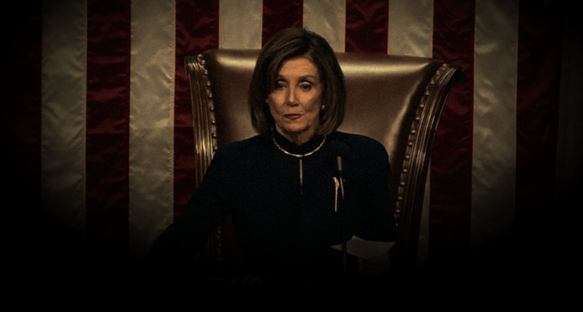 Pelosi: Mitch McConnell Complicit In Cover-Up, Americans Will Eventually Hold Him Accountable