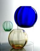 Heisey #4045 Heron Ball Vase