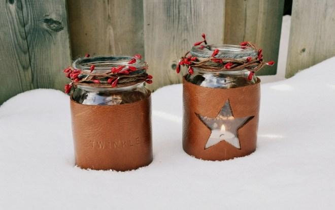 marmeladenglas-leder-leuchte