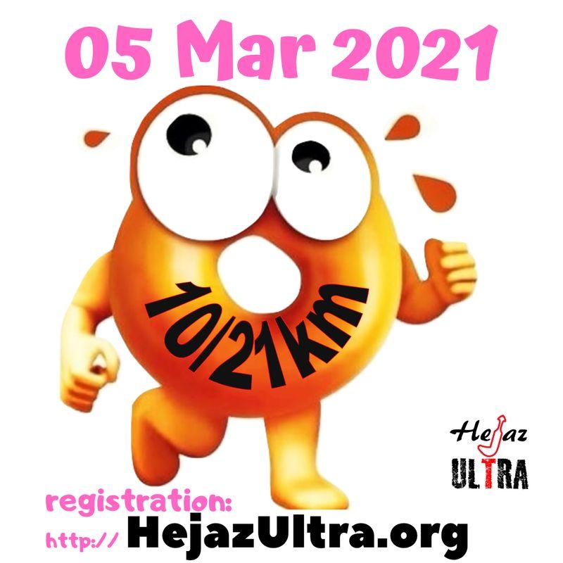 Donut Run 2021