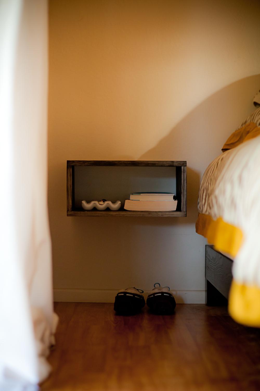 Floating Nightstand Diy Hej Doll Simple Modern Living By