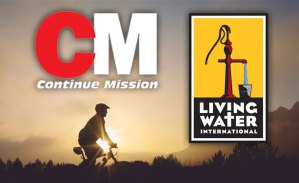 continue mission and living water international logo