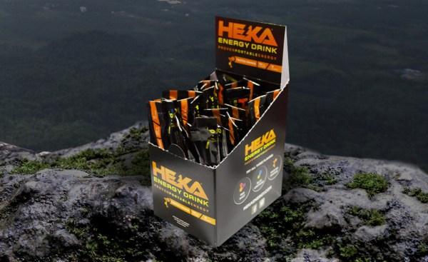 heka energy twisted orange