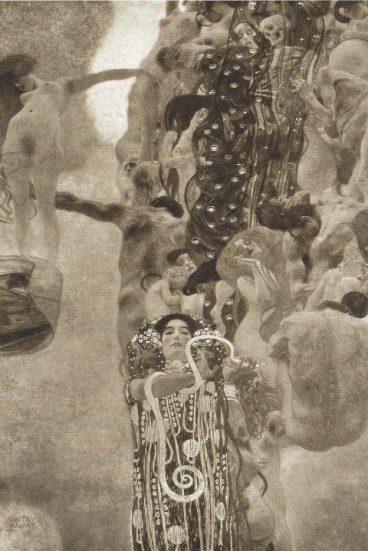 Image of Medicine by Gustav Klimt