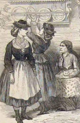 Styrian peasant women