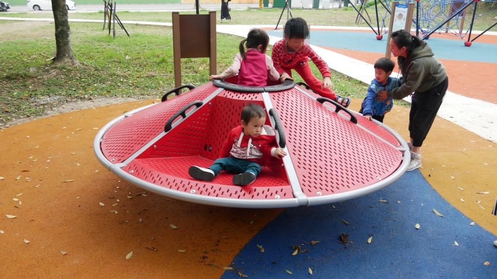 花蓮親子公園-美崙山親子公園