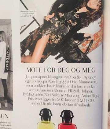 Costume Magazine Norway