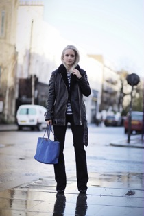 Charlotte Groeneveld - The Fashion Guitar